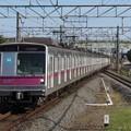 写真: 東京メトロ半蔵門線8000系 8107F