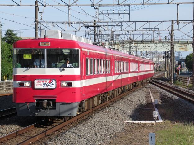 団体列車1800系 1819F