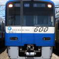 写真: 京急600形 606F