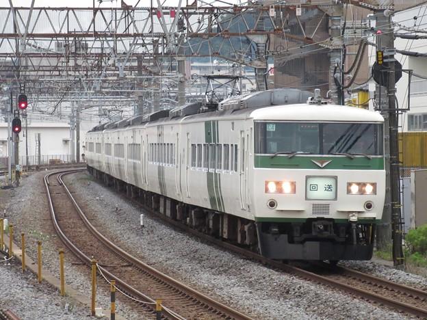回送列車185系200番台 C4+A5編成