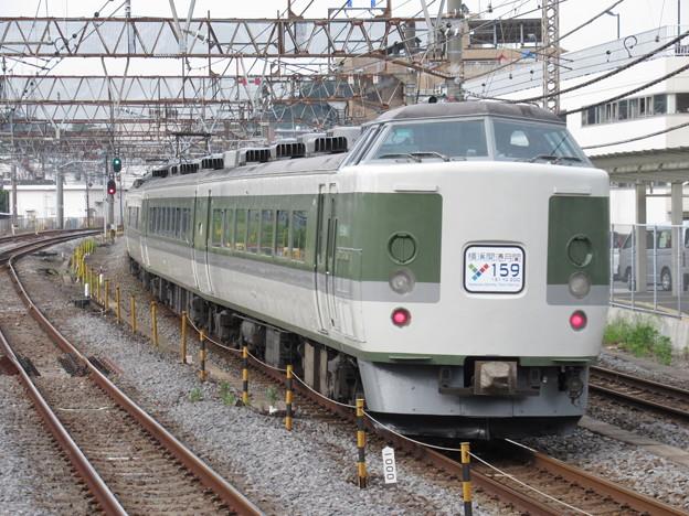 Y159記念列車189系 N102編成