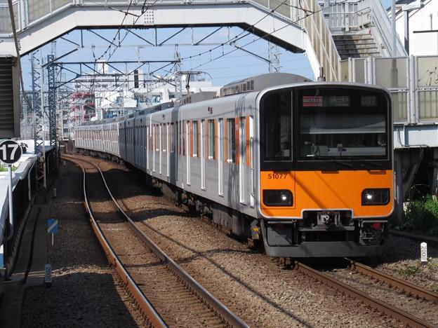 東武東上線50070系 51077F