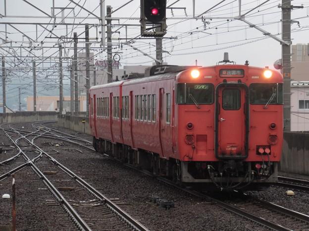 山陰線キハ47形 キハ47 2017+キハ47 3011