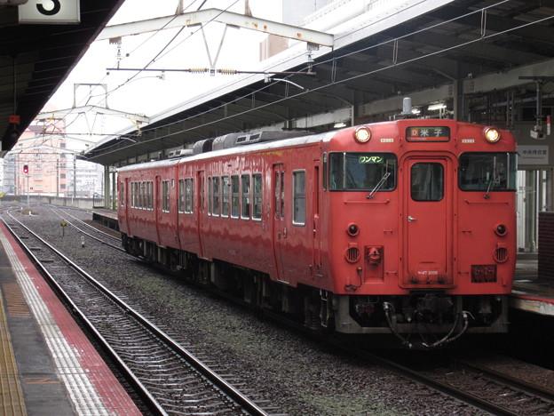 山陰線キハ47系 キハ47 2006+キハ47 141