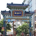 横浜中華街 東陽門