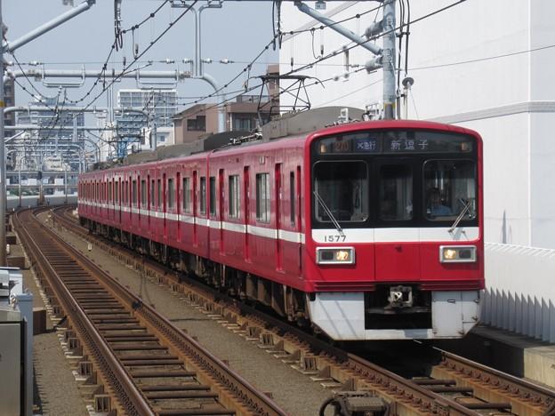 京急線1500形 1577F