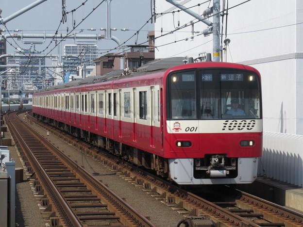 京急線新1000形 1001F