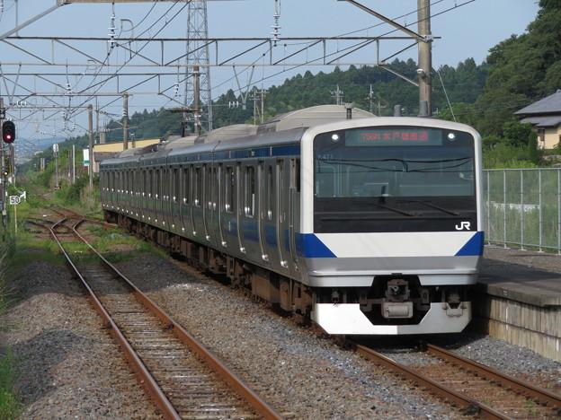水戸線E531系 K471編成