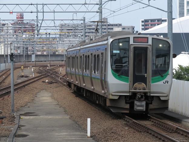 仙台空港アクセス線E721系500番台 P-503編成
