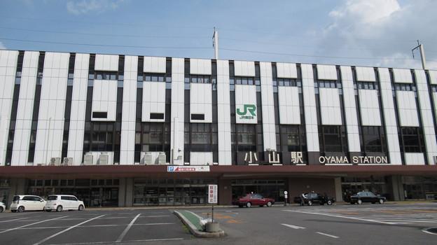 [JR東日本]小山駅 西口