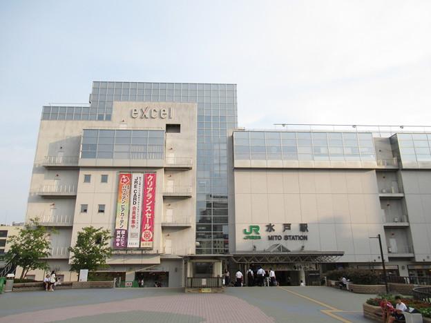 水戸駅 北口