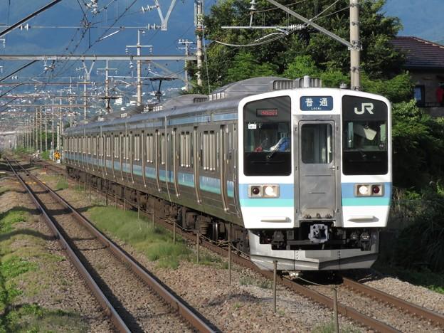 中央線211系0番台 N611編成