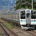 写真: 中央線211系0番台 N611編成