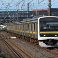 写真: 総武線209系2100番台 C607編成