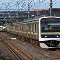 Photos: 総武線209系2100番台 C607編成