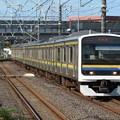 写真: 成田線209系2100番台 C432+C429編成