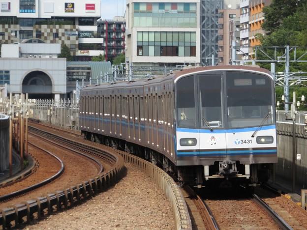 写真: 横浜市営ブルーライン3000R形 3431F