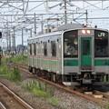 東北線701系1500番台 F2-509編成