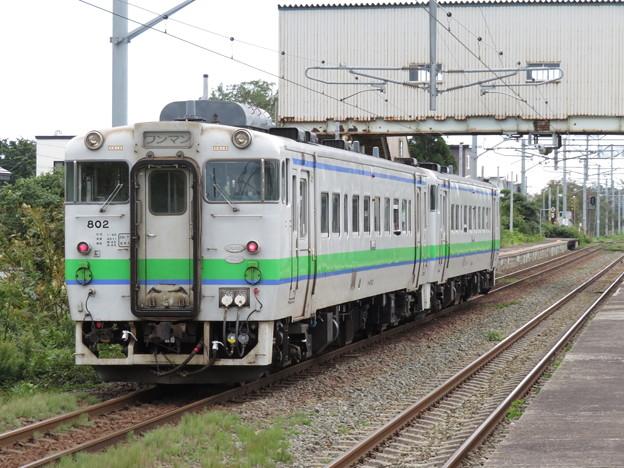 函館線キハ40系 キハ40 802+キハ40 1806