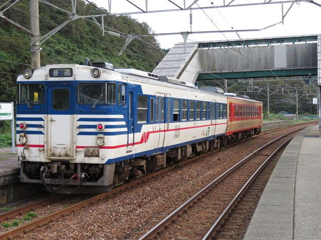 羽越線キハ47形 キハ47 1512+キハ48 523