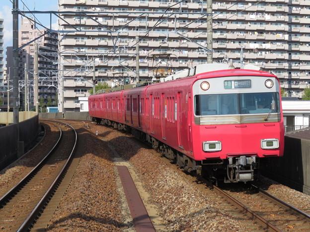 名鉄常滑線6500系 6511F