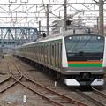 Photos: 東海道線E233系3000番台 E-54+K-25編成