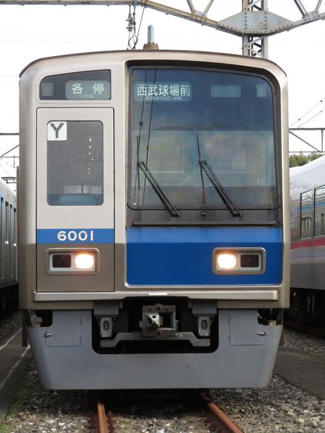 西武6000系 6101F