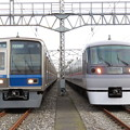 Photos: 西武6101F・10112F 2並び/1