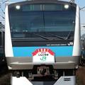 Photos: E233系1000番台 サイ174編成【こんにちはJR東日本 HM】