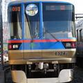 Photos: 都営6300形 6324F【三田線50周年 HM】