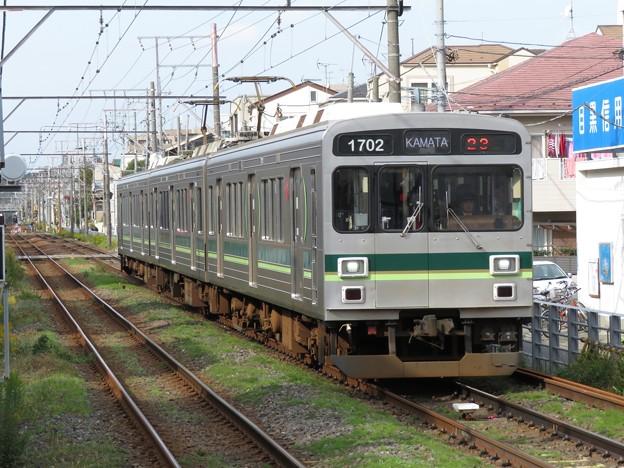 多摩川線1000系1500番台 1502F