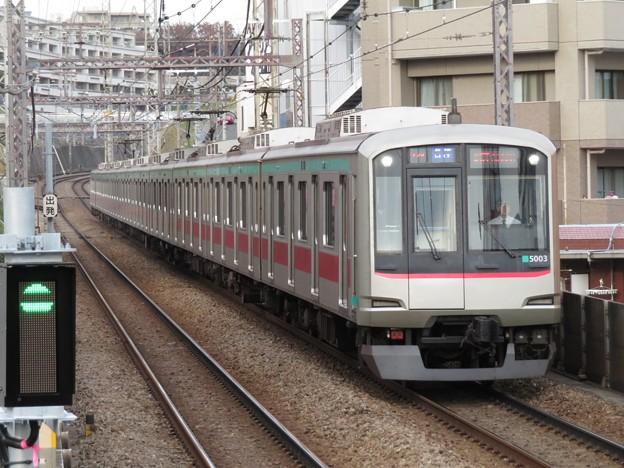 田園都市線5000系 5103F