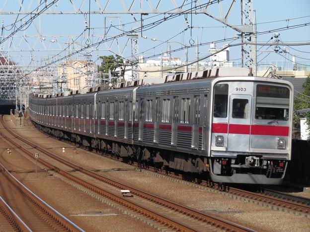 Photos: 東武東上線9000系 9103F
