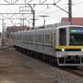 東武宇都宮線20400系 21412F