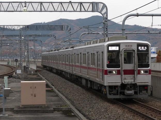 東武日光線10030系 11433F