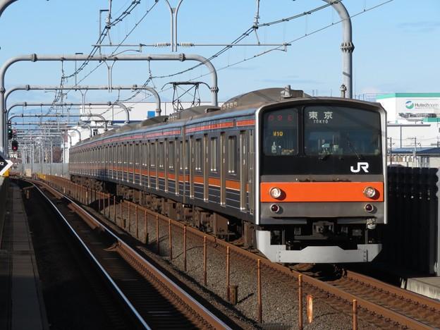 武蔵野線205系5000番台 M10編成