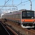 Photos: 武蔵野線205系5000番台 M10編成