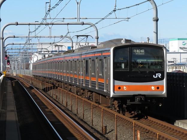 武蔵野線205系0番台 M62編成