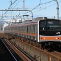 Photos: 武蔵野線205系0番台 M62編成