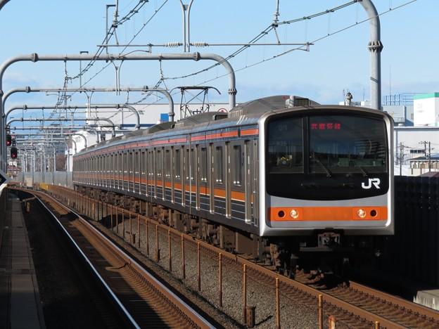 武蔵野線205系0番台 M35編成