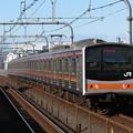 Photos: 武蔵野線205系0番台 M35編成