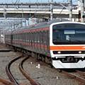 武蔵野線209系500番台 M82編成
