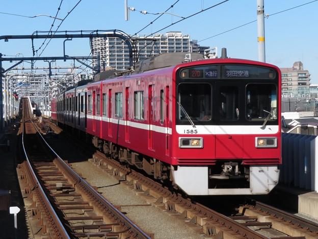 京急線1500形 1585F