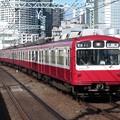 Photos: 京急線800形 823F【リバイバルカラー】