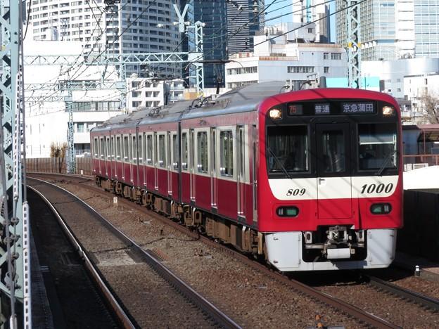 京急線新1000形1800番台 1809F