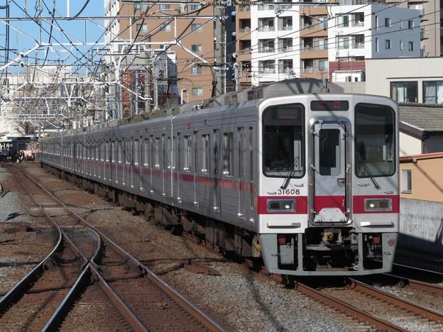 東武東上線30000系 31608F+31408F
