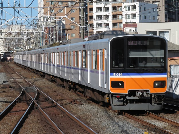 東武東上線50090系 51094F
