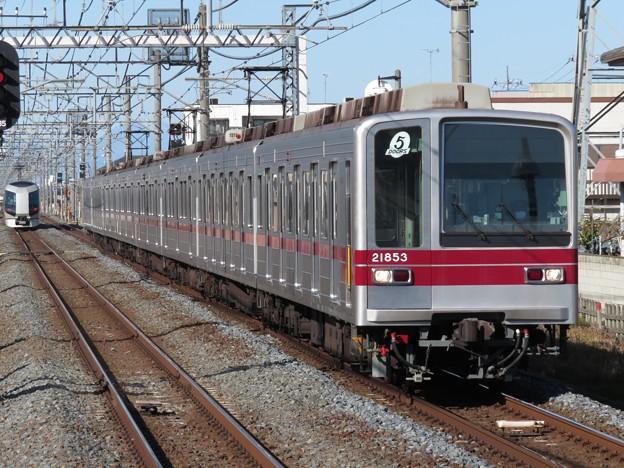 東武伊勢崎線20050系 21853F