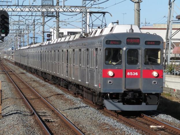 田園都市線8500系 8636F