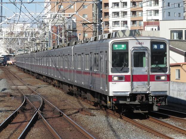 東武東上線10050系 11661F+11441F